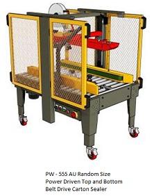 Carton Sealer Position 6